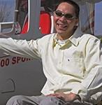 Able Flight pilot Jorge Urrea