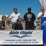 Able Flight Wings Ceremony -EAA AirVenture 2011