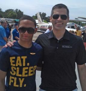 Tyrell Rhodes & Matt Brandon