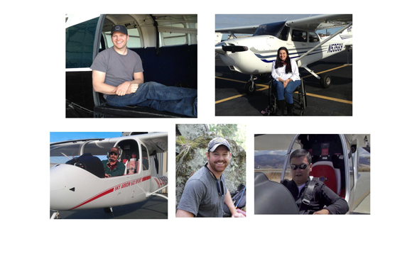 2013 Flight Training Scholarships Awarded