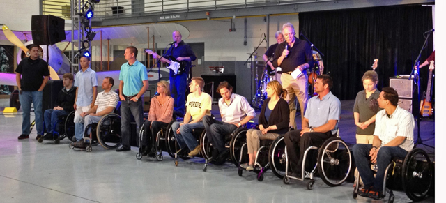 Able Flight Pilots Honored At Annual Benefit Party