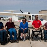 Able Flight pilots at Purdue 2013