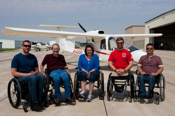 Able Flight Pilots Earn Their Wings
