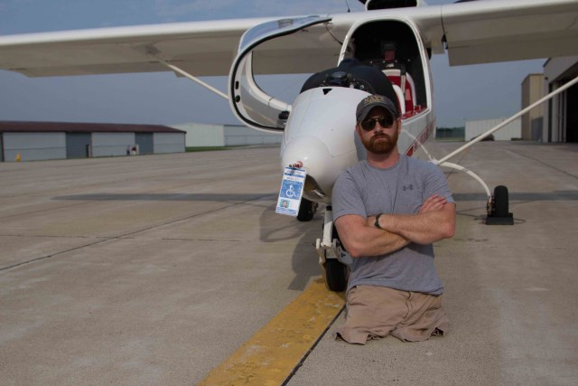 Able Flight Receives Grant From Wounded Warrior Project