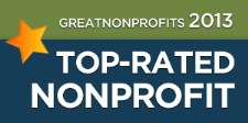 Great Nonprofits review link