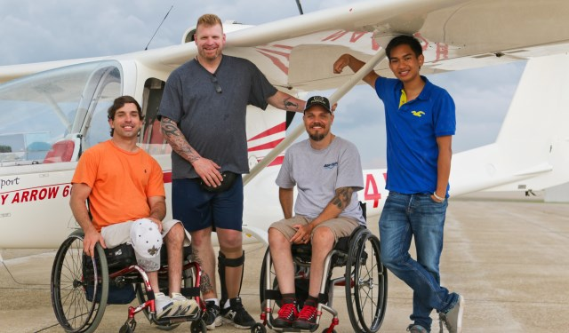 Able Flight's Class of 2015 To Get Their Wings at EAA AirVenture