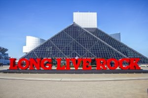 Rock and Roll Hall Of Fame, Cleveland, Ohio