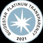 Guidestar Platinum Seal 2021